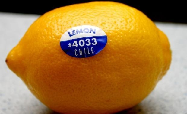 فروش انواع برچسب میوه