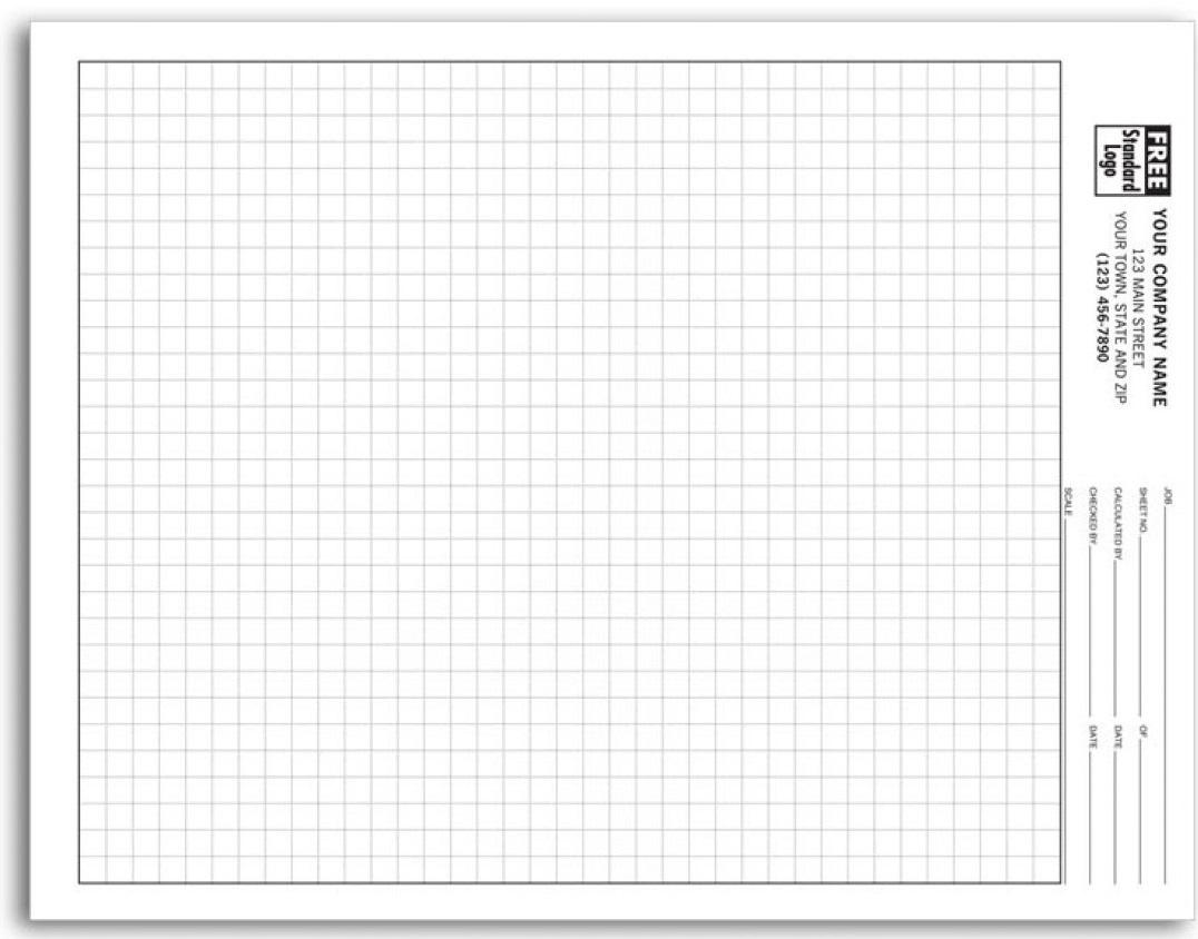 فروش کاغذ گراف سفید